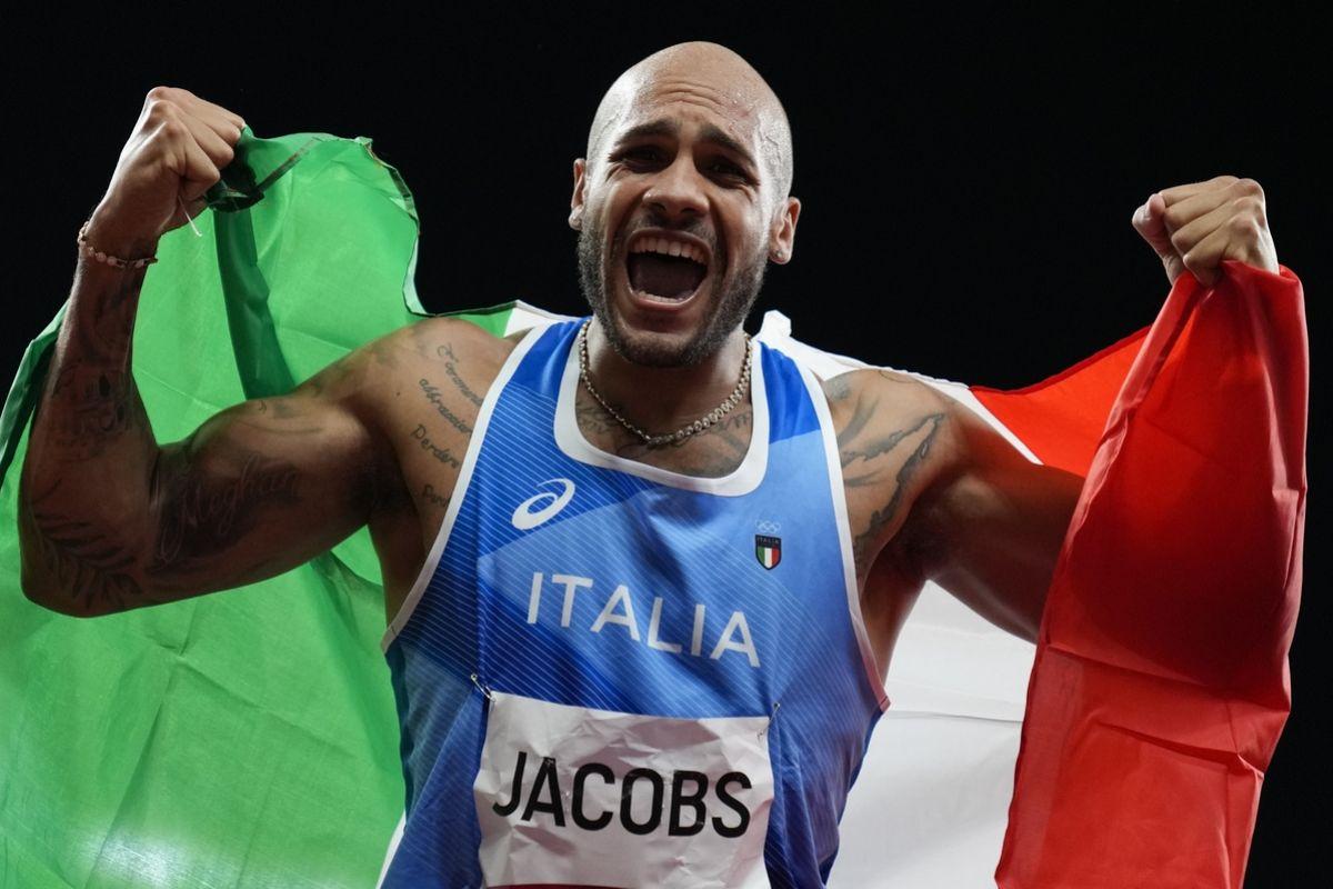 Ο Ιταλός Τζέικομπς ταχύτερος άνθρωπος στον πλανήτη: Χρυσός Ολυμπιονίκης με 9.80 στα 100 μέτρα (video)