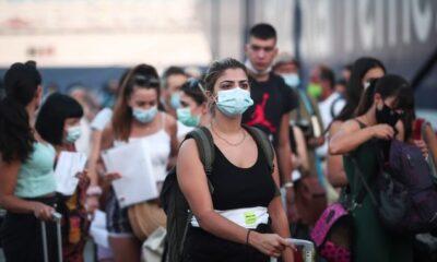 Κορονοϊός: 1100 κρούσματα σήμερα στην Ελλάδα – 24 νεκροί και 337 διασωληνωμένοι (+video)