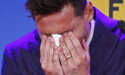 Τα κροκοδείλια δάκρυα του Μέσι... (+video) 14
