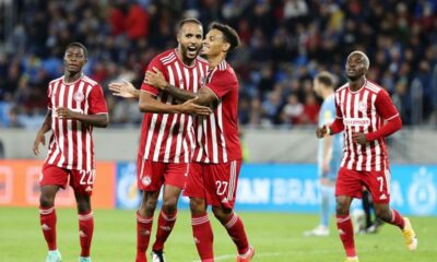 EUROPA LEAGUE: Ολυμπιακός: Τα γκρουπ δυναμικότητας και οι υποψήφιοι αντίπαλοι στο Europa League 20