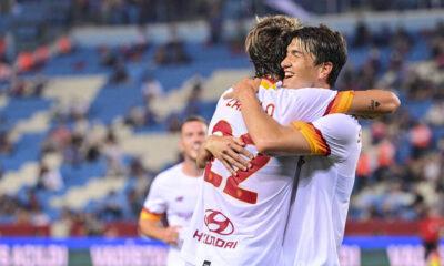 Conference League: Νίκη για Ρόμα στην Τουρκία, έχασε από την Πάσος η Τότεναμ 26