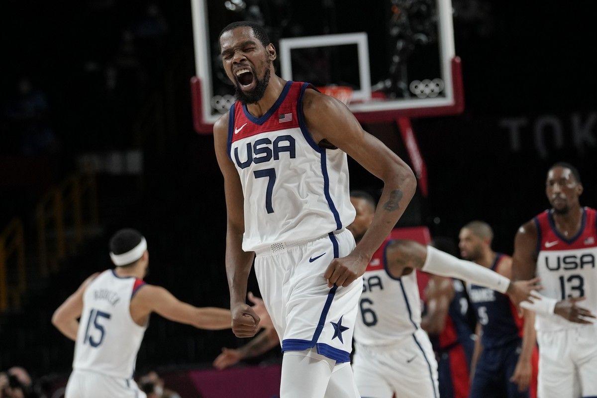 Ολυμπιακοί Αγώνες – Μπάσκετ: Χρυσοί Ολυμπιονίκες οι ΗΠΑ, νίκησαν με 87-82 την Γαλλία, με σόου Ντουράντ (+videos)