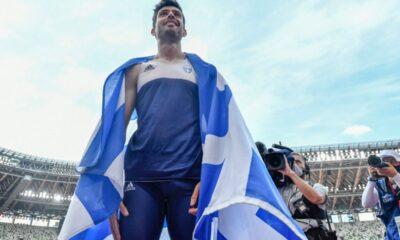 Μίλτος Τεντόγλου: Χρυσός Ολυμπιονίκης στο μήκος με τελευταίο άλμα στα 8,41 (+pics-videos)