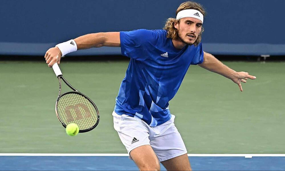 Τένις: Εκτός Davis Cup ο Τσιτσιπάς