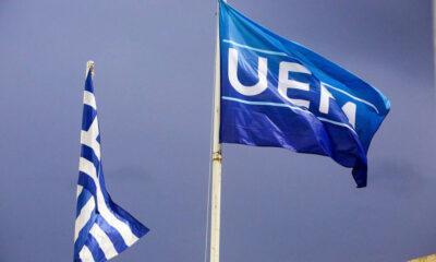 Βαθμολογία UEFA: Παρέμεινε στην 21η θέση η Ελλάδα, ελπίζει με Ολυμπιακό, ΠΑΟΚ στους ομίλους 26