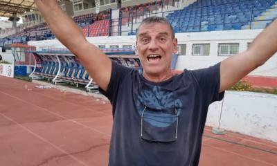 """Γεωργούντζος: """"Τεράστιος Πανιώνιος,  Πρωτάθλημα και φέτος η Μαύρη Θύελλα""""! (video)"""