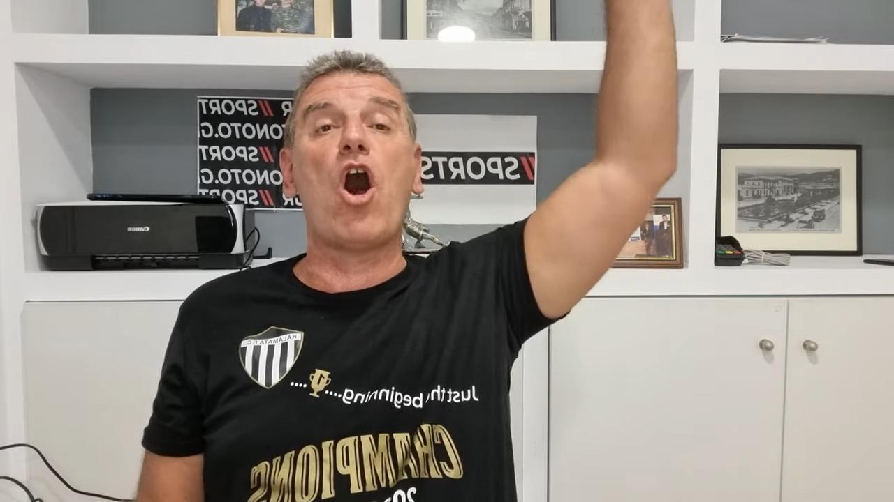 """Γεωργούντζος: """"Δίκαια τον ΟΦΙ με… γιώτα, δεν υπάρχει Αστέρας και προπονητής Ράσταβατς""""! (video)"""