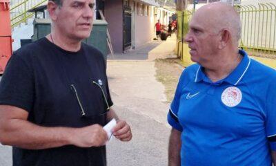 """Γιώργος Βαζάκας: """"Είμασταν πολύ άτυχοι..."""" (video) 6"""