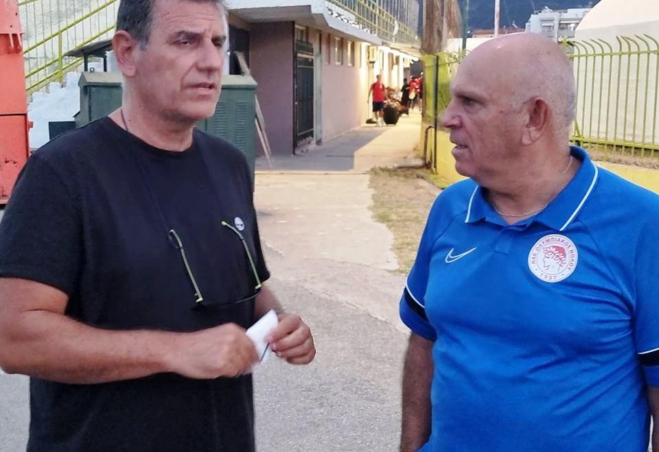 """Γιώργος Βαζάκας: """"Είμασταν πολύ άτυχοι…"""" (video)"""