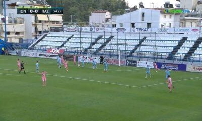 Ιωνικός - ΠΑΣ Γιάννινα 0-0  HIGHLIGHTS  22