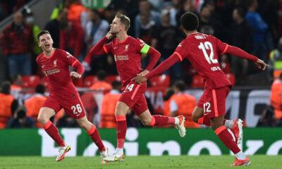 Champions League: Θριαμβεύτρια με θρίλερ η Λίβερπουλ, γκέλα η Παρί – Όλα τα γκολ (+videos)