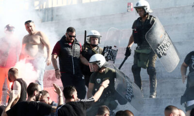 Κύπελλο Ελλάδας: Χαμός στο Εθνικός-Προοδευτική – Πανηγυρισμοί και ένταση (video+photos) 21