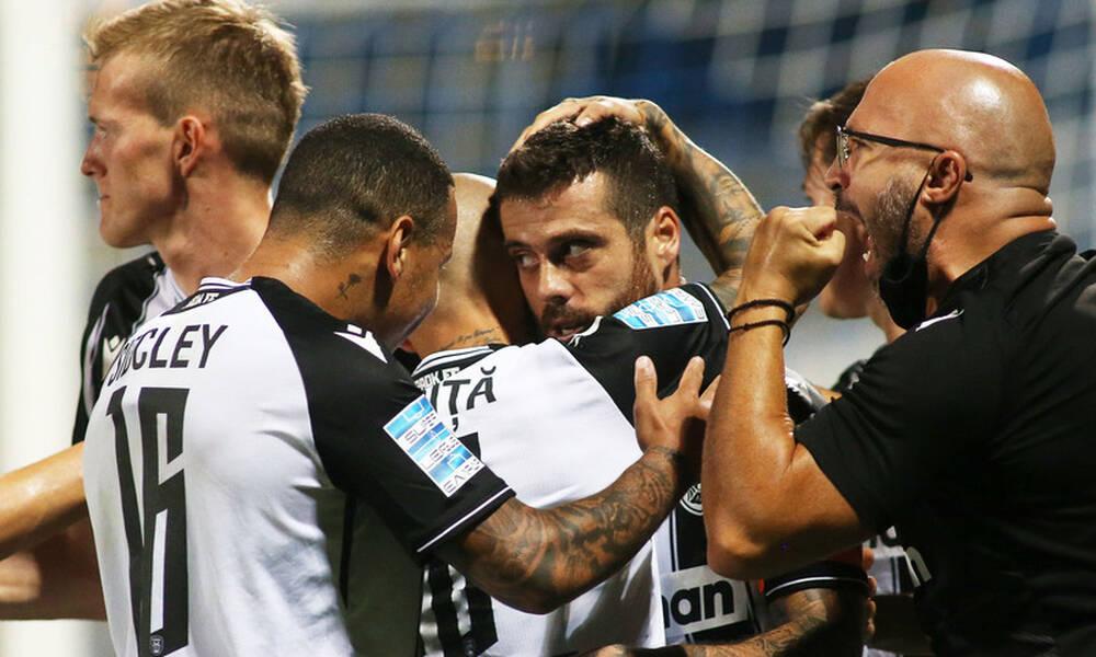 Αστέρας Τρίπολης-ΠΑΟΚ 0-1: Είχε Άγιο και Πασχαλάκη κι έκανε σεφτέ!