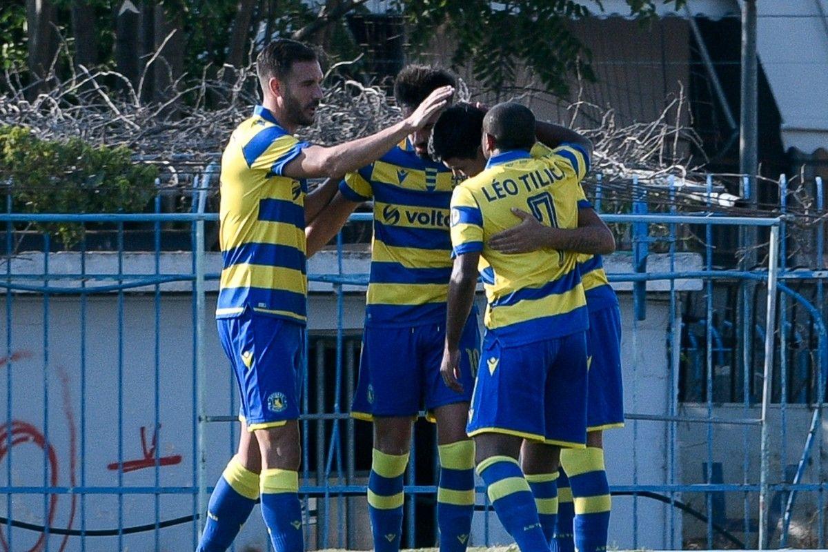 """Απόλλων Σμύρνης – Αστέρας 0-1: Νέα νίκη για τους """"Αρκάδες"""""""