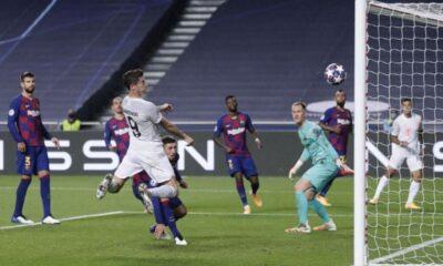 Champions League: Πρεμιέρα με ματσάρα στη Βαρκελώνη 8