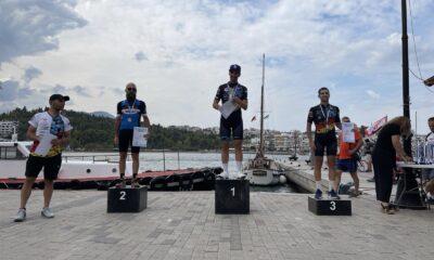 Ευκλής Καλαμάτας: 2η θέση για τον Λυριντζή,καλό πλασάρισμα ο Βεργετόπουλοςστον ''6ο Ποδηλατικό Γύρο Χαλκίδας'' 24