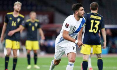 Ελλάδα-Σουηδία 2-1: Ελληνική ψυχή, έμεινε ζωντανή για τη δεύτερη θέση! 9