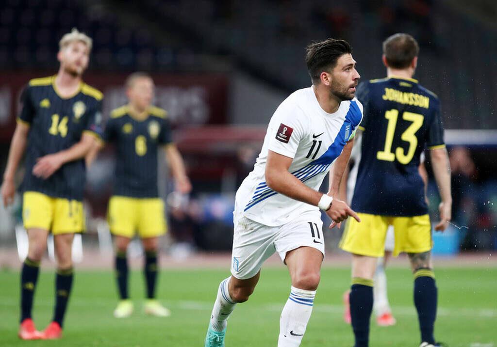 Ελλάδα-Σουηδία 2-1: Ελληνική ψυχή, έμεινε ζωντανή για τη δεύτερη θέση!