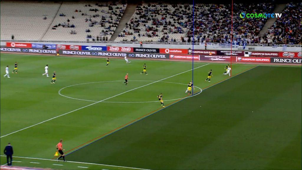 Ελλάδα – Σουηδία 2-1: Γκολ και highlights (video)