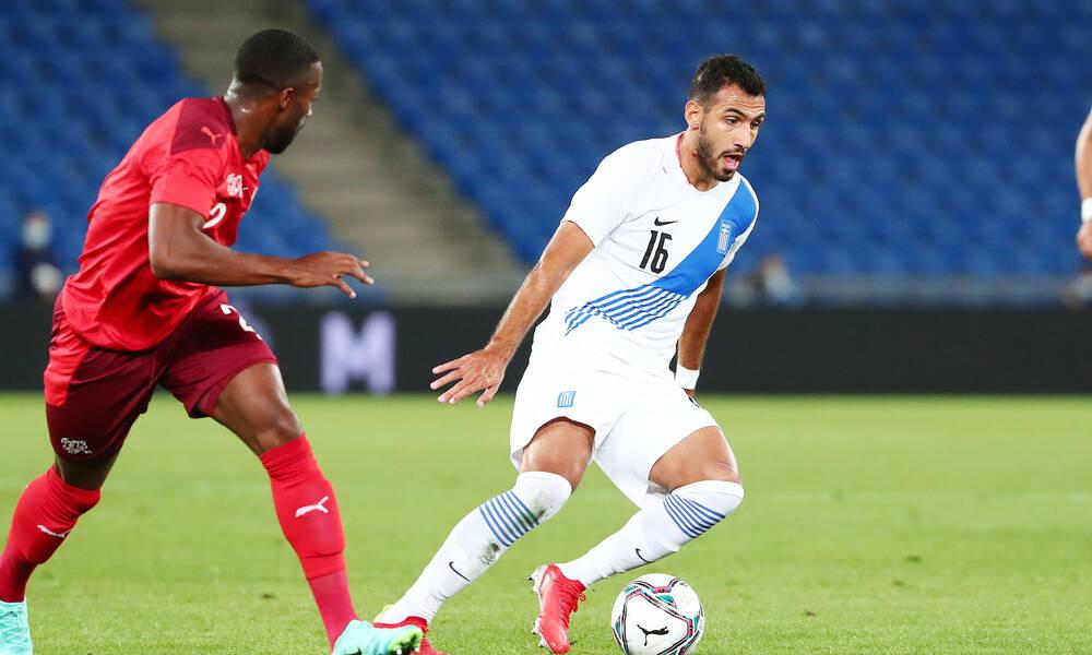"""Ελβετία-Ελλάδα 2-1: Θετική εικόνα η Εθνική, λύγισε από τον """"κιτρινόμαυρο"""" Τσούμπερ!"""