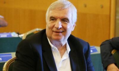 ΕΠΟ: Ο Παναγιώτης Δημητρίου νέος πρόεδρος – «Λυπάμαι για την παραίτηση... Ζαγοράκη»  8