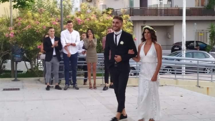 Συμβαίνει τώρα: Ο γάμος του Σωτήρη Τσάτσου! (+pics – videos)