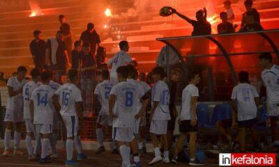 Άγριο επεισόδιο στην Κεφαλονιά - Ξυλοκόπησαν ανήλικο ποδοσφαιριστή 12