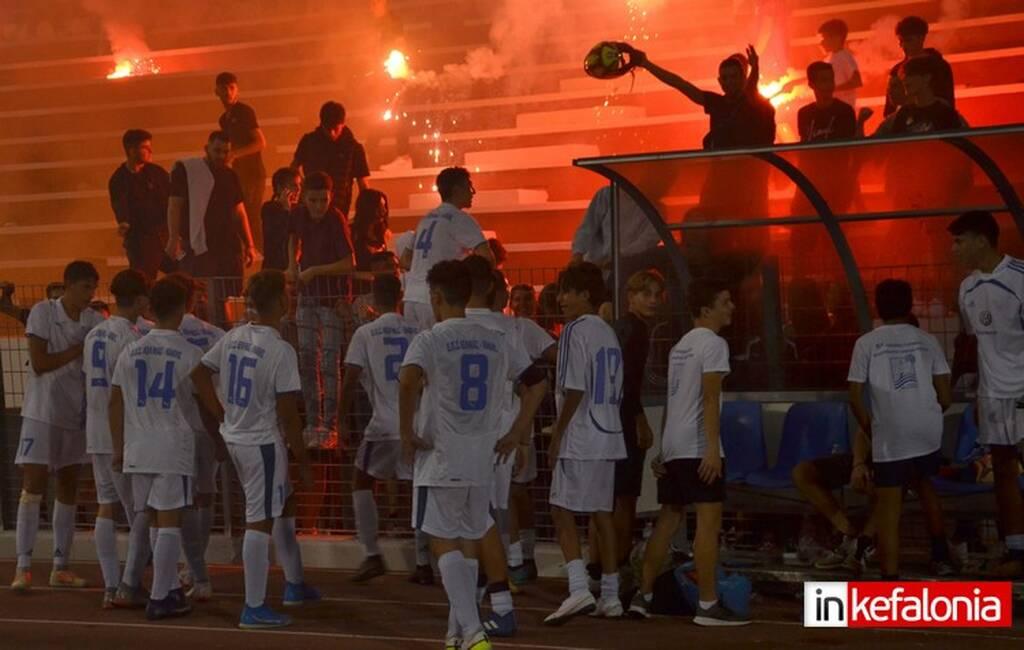 Άγριο επεισόδιο στην Κεφαλονιά – Ξυλοκόπησαν ανήλικο ποδοσφαιριστή