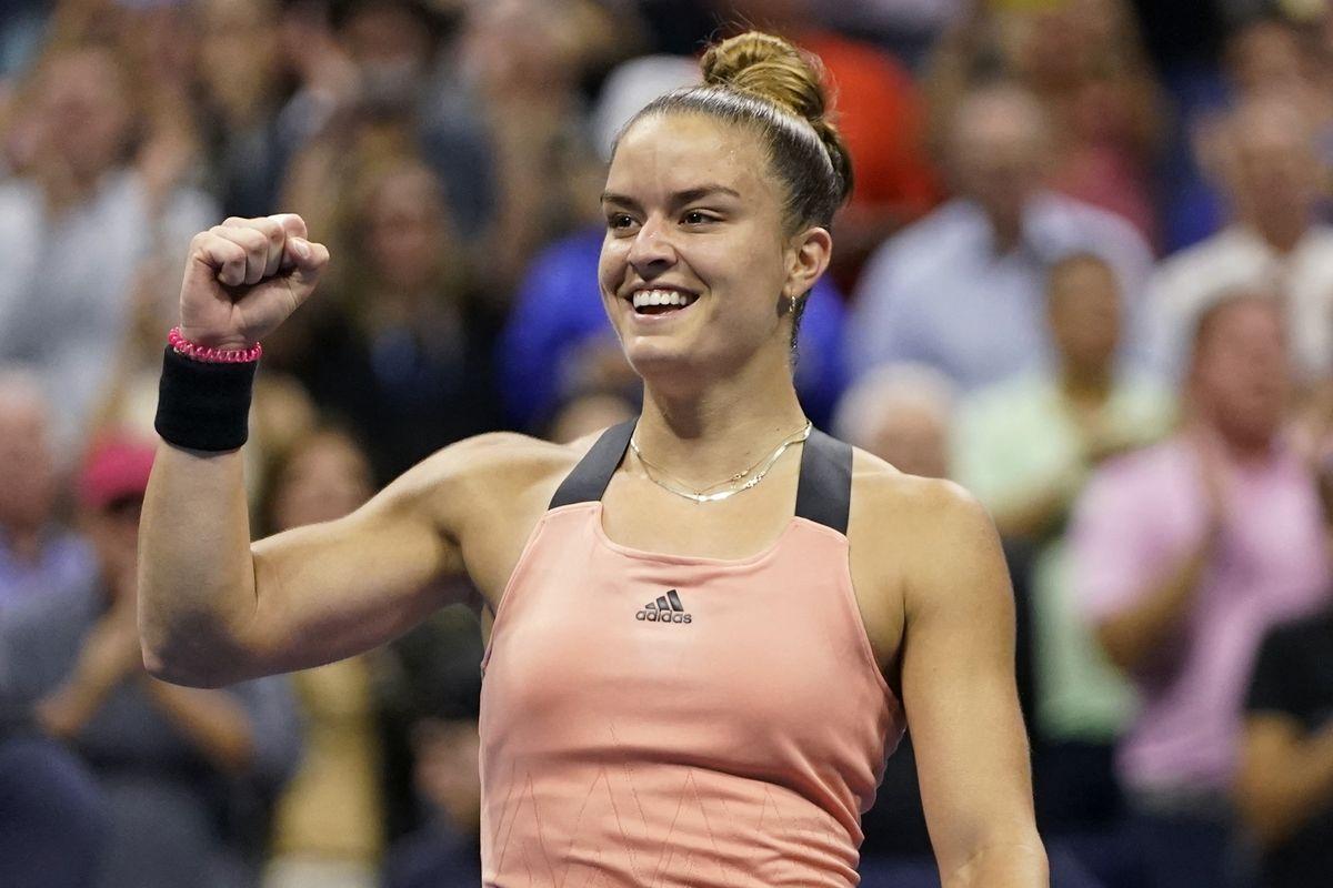 Σφιόντεκ – Σάκκαρη 0-2: Μαρία για φίλημα, προκρίθηκε στον τελικό του Ostrava Open (+vid)
