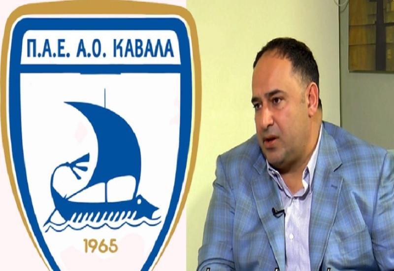 """Άλεξ Χαντιταγκί: """"Θα πάρουμε παίκτες για SL2, απογοήτευση ο Αυγενάκης…"""""""