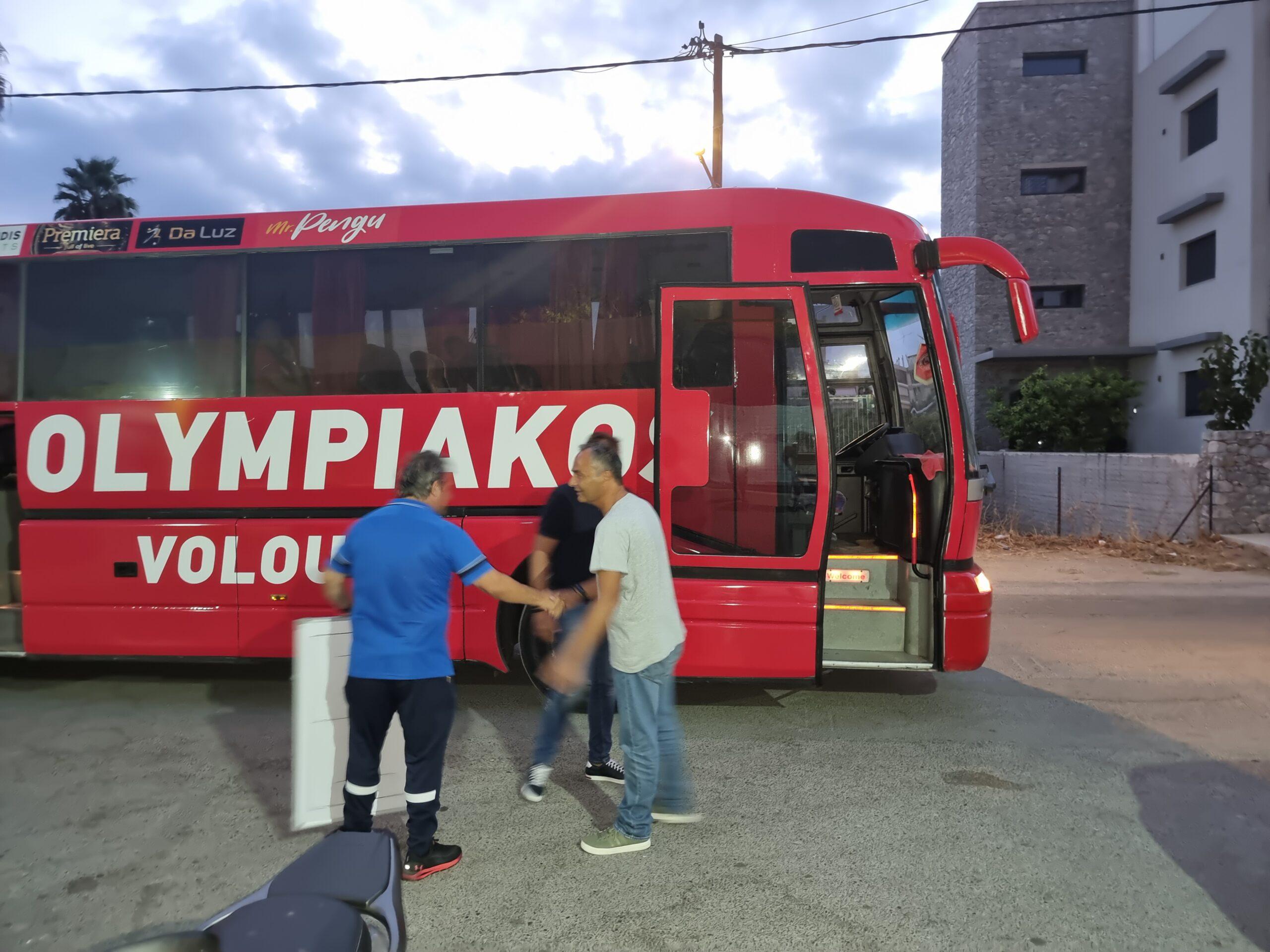 Απίστευτο: Την ιστορική έδρα του Ολυμπιακού Βόλου  δίνει σε Νίκη, ο Μπέος…