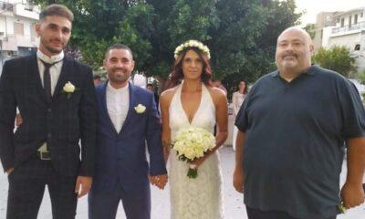 Συμβαίνει τώρα: Ο γάμος του Σωτήρη Τσάτσου! (+pics - videos) 11