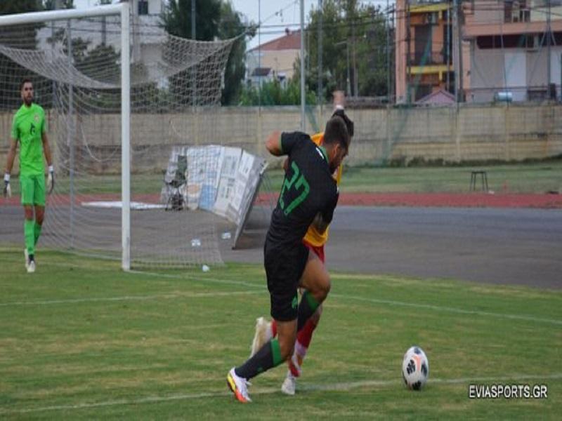 Παναθηναϊκός Β': Νίκη με 1-2 στην Εύβοια την Νέα Αρτάκη του Νίκου Κουρμπανά…