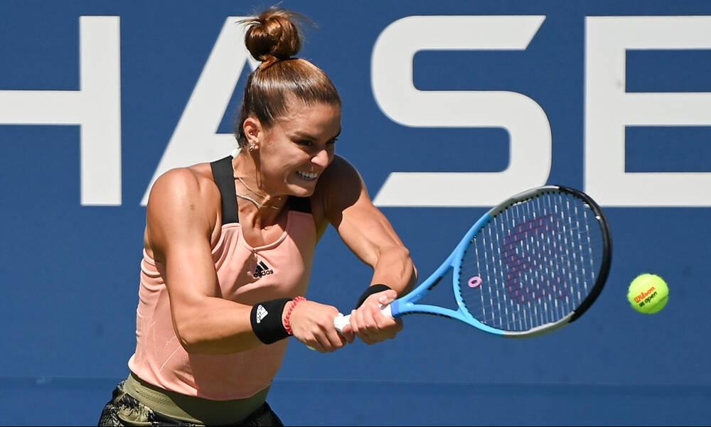 US Open: Επική Σάκκαρη και… φουλ για τους «8»