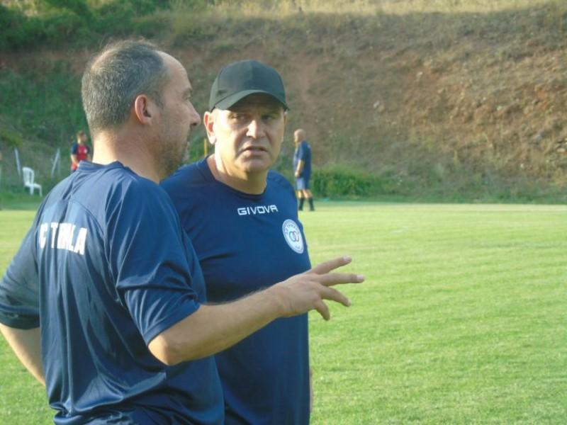 """Ντέιβιντ Μαγκρόουν: """"Άγρια, ποδοσφαιρική δύση η Ελλάδα,  η SL2 και τα Τρίκαλα…"""""""