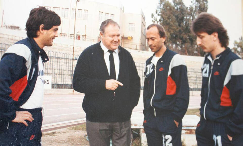 """Ούρμπεν Μπραμς:  """"Έφυγε"""" ο θρυλικός προπονητής του Πανιωνίου"""
