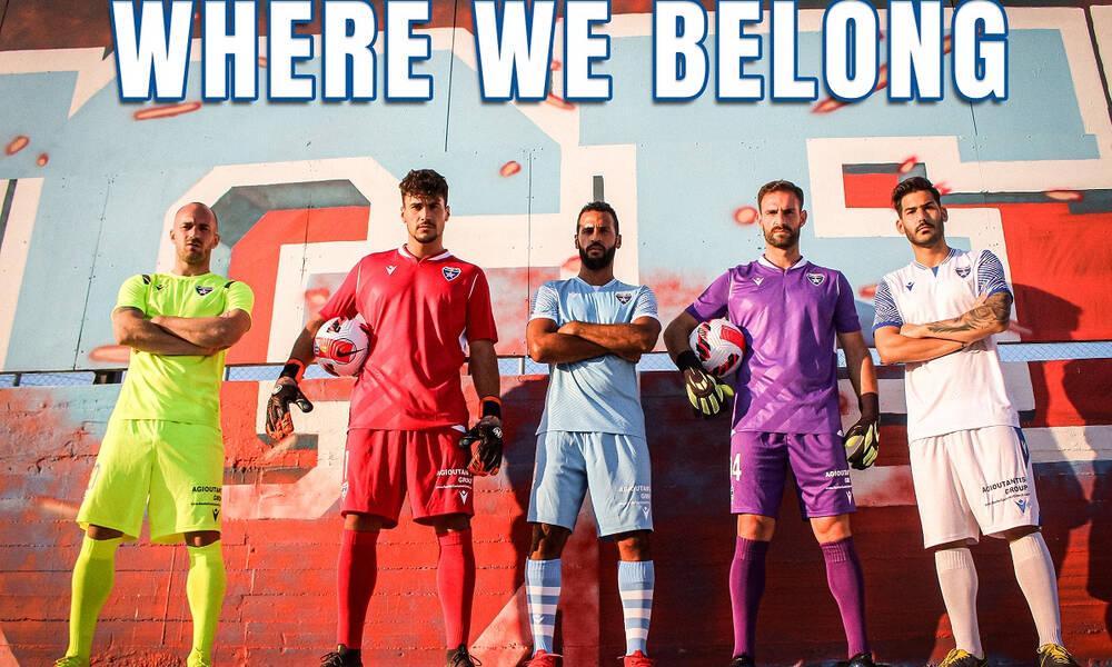 Ιωνικός: Οι εμφανίσεις για την επιστροφή στη Super League