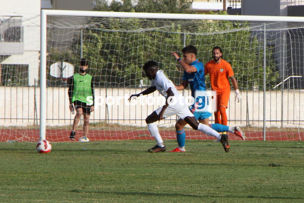Καλαμάτα – Ολυμπιακός Β' 2-0: Θυελλάρα… και στα φιλικά!