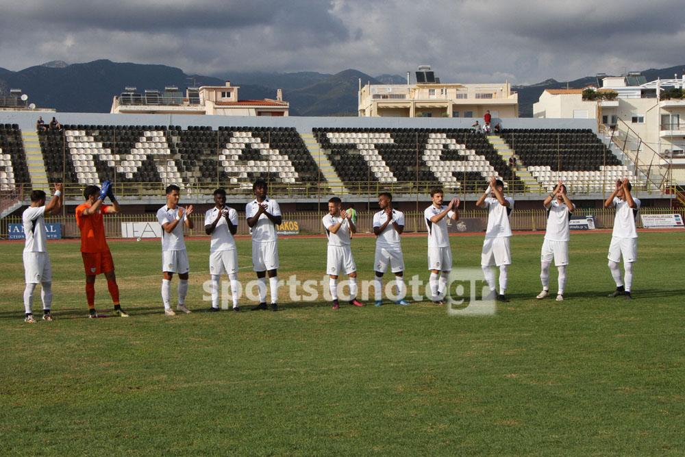 Κύπελλο Ελλάδας: Στην Ιεράπετρα με ΟΦΙ η Μαύρη Θύελλα