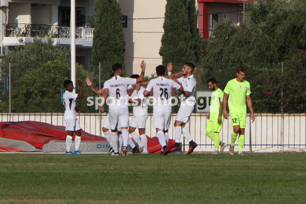 Καλαμάτα – Ολυμπιακός Βόλου 3-1: Γκολ και highlights από το φιλικό (video)