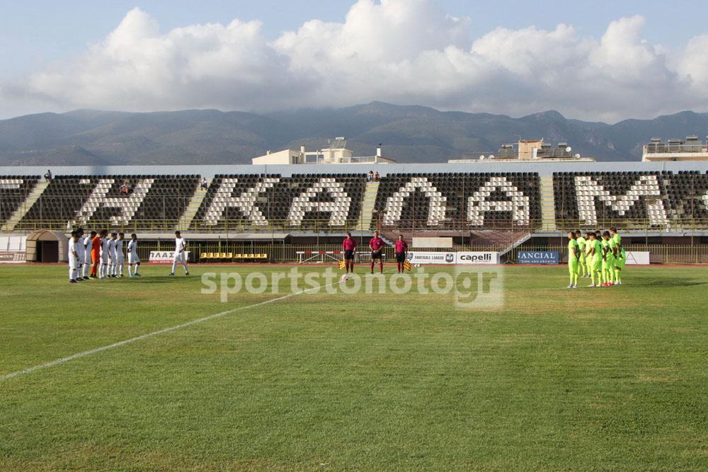 Καλαμάτα – Ολυμπιακός Βόλου 3-1: Άρεσε η Θυελλάρα του Αλενατόρε (photos)