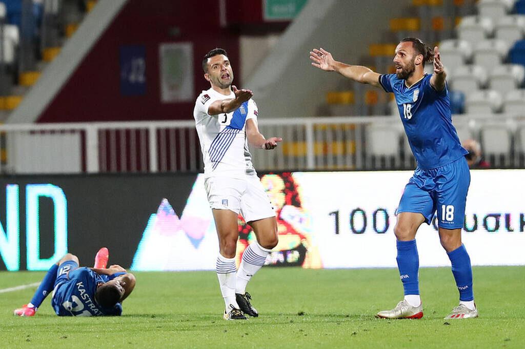 Κόσοβο-Ελλάδα 1-1: Όνειρο ήταν και πάει…