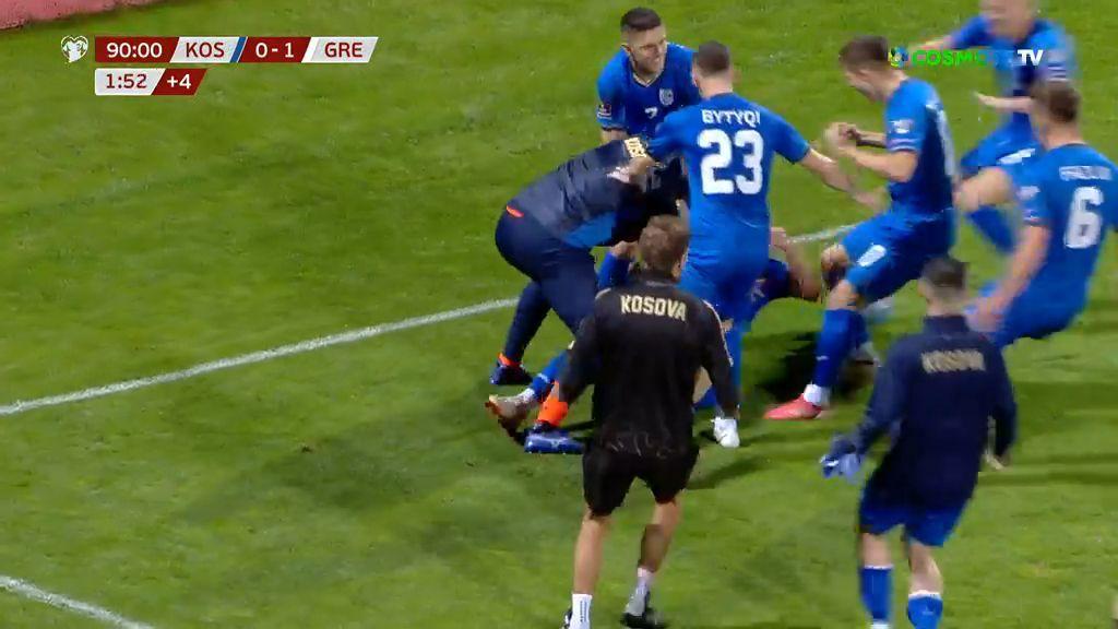 Κόσοβο – Ελλάδα 1-1: Τα γκολ (video)