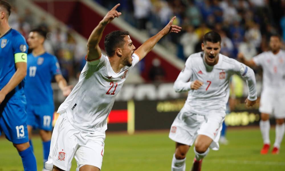 Προκριματικά Μουντιάλ 2022: Πέρασε από Κόσοβο η Ισπανία, «εκτέλεσε» την Αγγλία ο Σφιντέρσκι (videos)