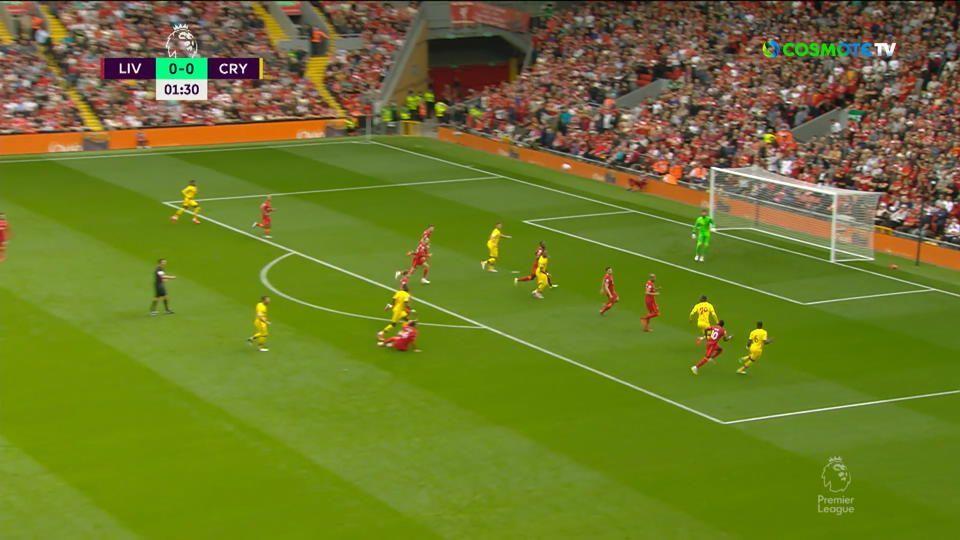 Λάμψη Τσιμίκα στην Premier League (video)