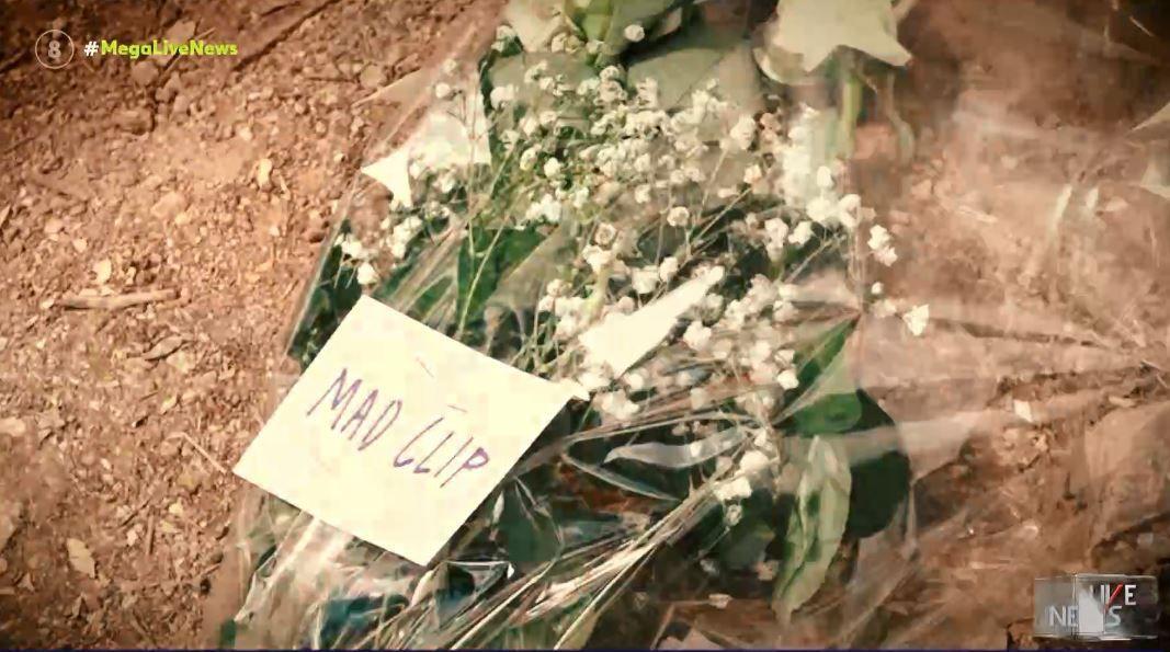 Το «αντίο» φίλων & θαυμαστών στον Mad Clip – Πώς τον αποχαιρετούν (video)
