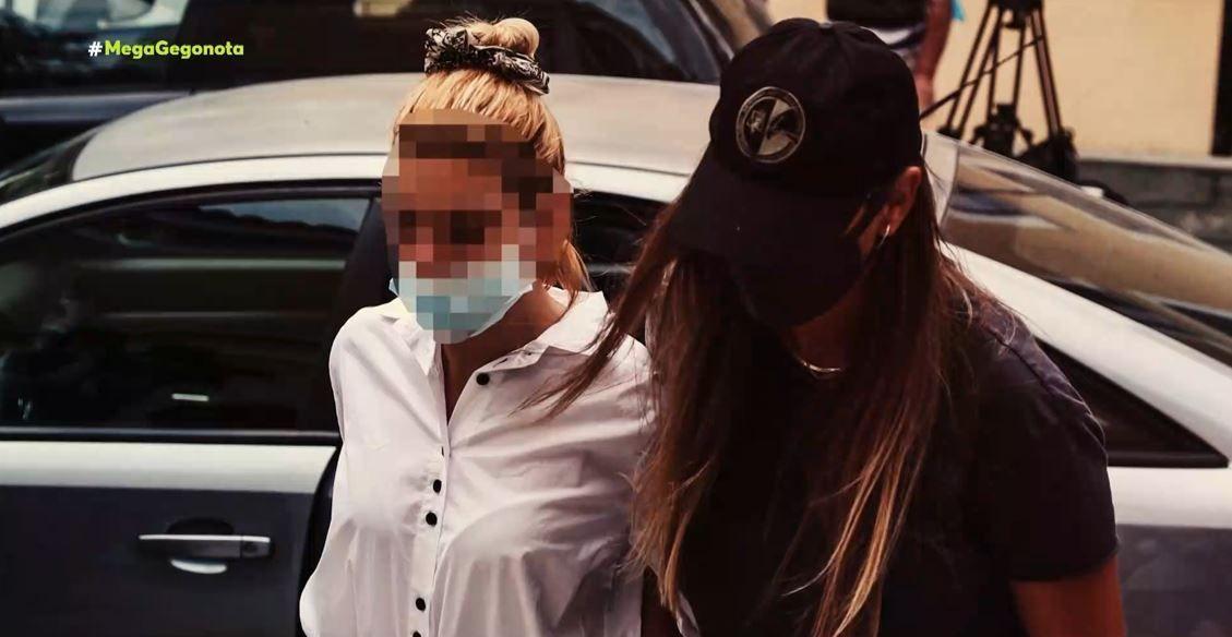 Υπόθεση μοντέλου – Στη φυλακή με τον σύντροφός της για τα 8 κιλά κοκαΐνης (video)