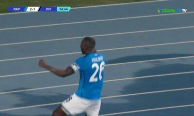 Νάπολι - Γιουβέντους 2-1
