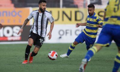 ΌΦΗ – Αστέρας Τρίπολης 0-0: Όλα στο μηδέν στο Ηράκλειο 102