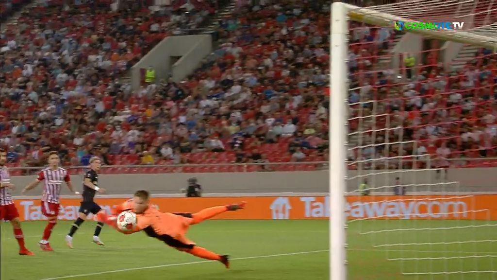 Ολυμπιακός – Αντβέρπ 2-1: Γκολ και highlights (video)